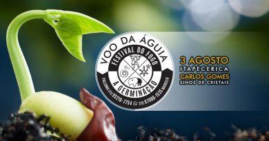 VOO DA ÁGUIA - FESTIVAL DO FOGO