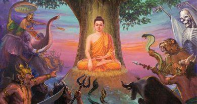 Iluminação de Buda