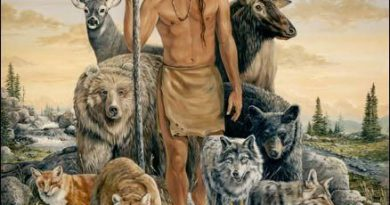 Xamanismo – Animais e Religiões