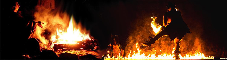 Resultado de imagem para chama fogo xamã
