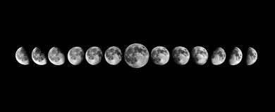 Fases da Lua por Hector Othon